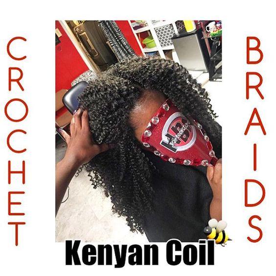 Most natural looking of the precurled installs kenyan coils kenya