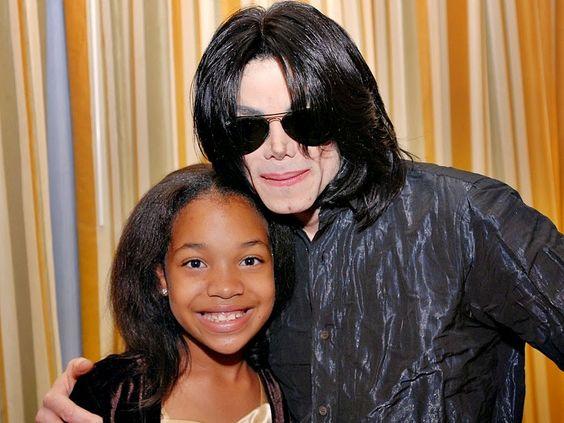 Cartas a Michael: En el aniversario de Jesse Jackson(hija)