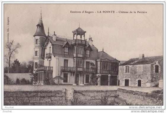 Frankreich - 49) ENVIRONS D ' ANGERS - LA POINTE - CHATEAU DE LA PERRIERE - (2…