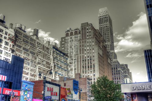 the ugliest buildings in New York