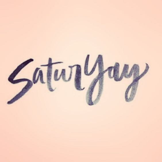 SaturYAY :)):