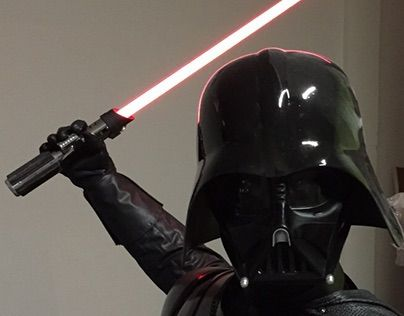 """Check out new work on my @Behance portfolio: """"Darth Vader 