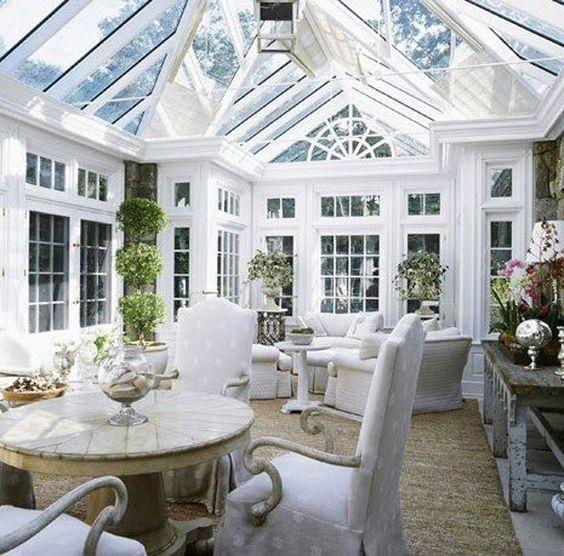 Large Sunroom Ideas: Sun, Conservatory And Sunroom Ideas On Pinterest