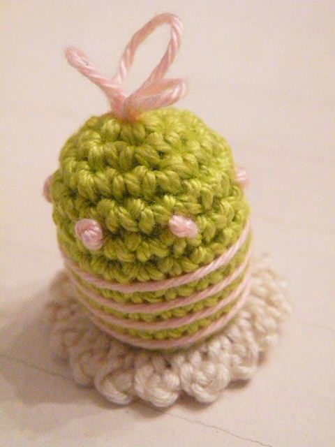 3 languages, free pattern, Gratisanleitung, crochet, crocheted candy,