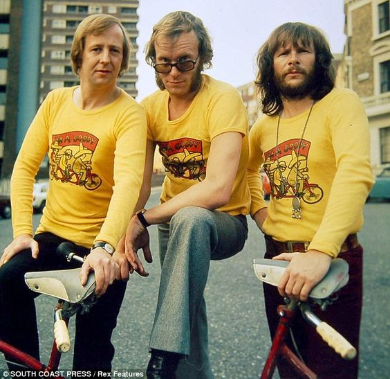 The Goodies (1970-80) has almost never been repeated on the BBC, despite being one of the Seventies big hits