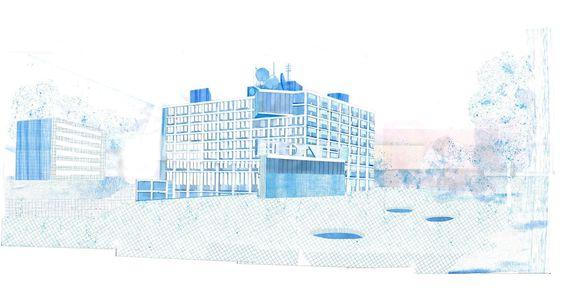 de vylder vinck taillieu . VRT media building . Brussels (1)