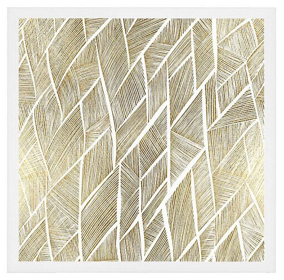 One Kings Lane - Contemporary Luxe - Jordan Carlyle, Feathered