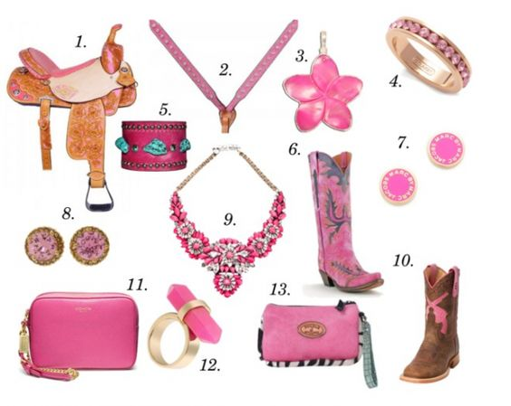 20 Purple Items for the Horse & Rider