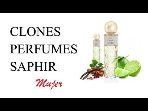 saphir perfumes clones
