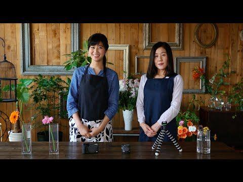 花としずくフォト撮影教室~講師 浅井美紀~【キヤノン公式】 - YouTube