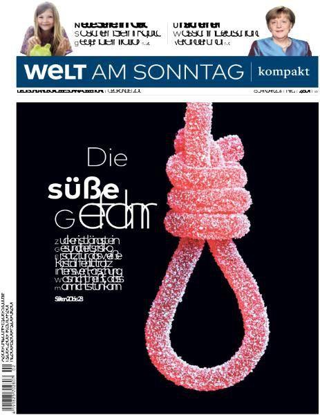 Welt Am Sonntag Kompakt 8 Januar 2017 Concepto