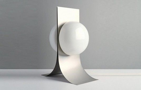 Futuristic Table Lamp That Fancy For Sci Fi Room Designideatrends Com Modern Table Lamp Design Table Lamp Design Retro Table Lamps