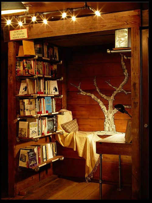 44 Cozy Nooks You'll Want To Crawl Into Immediately                                                                                                                                                                                 More