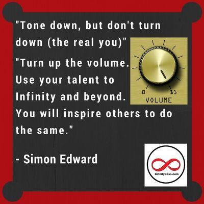 Turn Up The Volume! | InfinityBass.com: