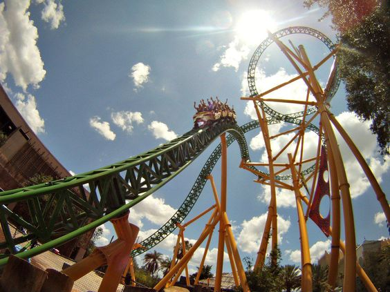 Visiting Busch Gardens Tampa soon I live in Tampa and go to Busch
