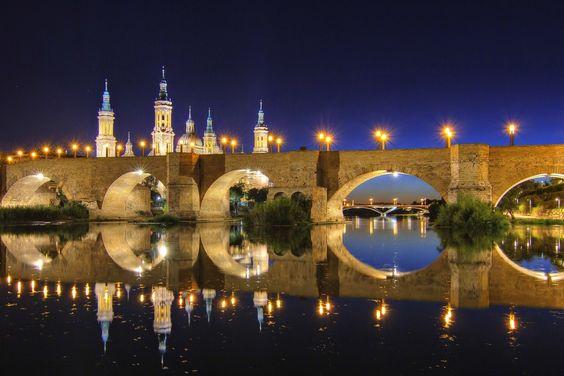 Zaragoza by Tony Goran, via 500px