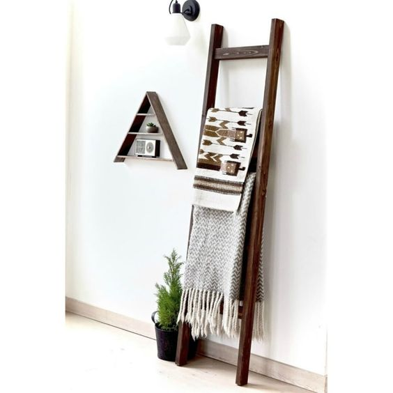 Online Shopping Bedding Furniture Electronics Jewelry Clothing More Blanket Ladder Wood Display Decor