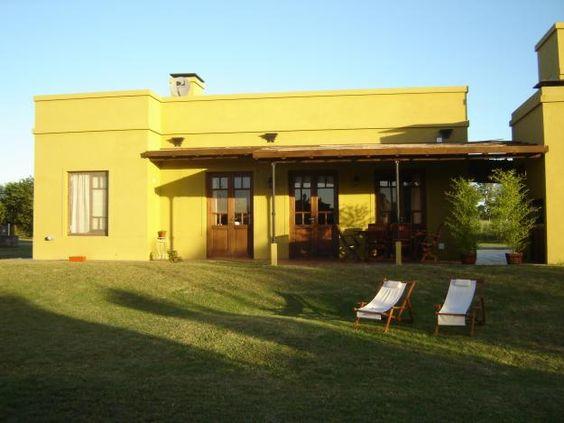 fotos de casa estilo campo argentino casas con planos
