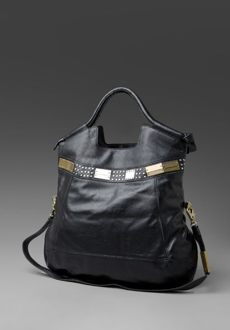 FOLEY + CORINNA Plated Mid City Tote