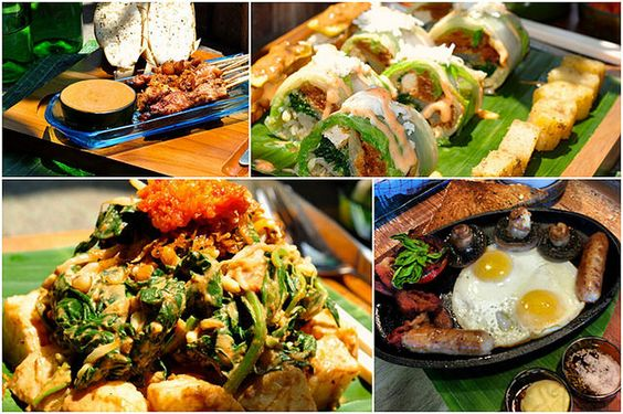 Bali Brunch Spot Seniman Coffee Studio Ubud