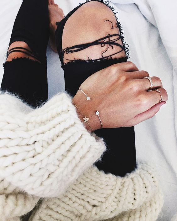 Dainty jewels: