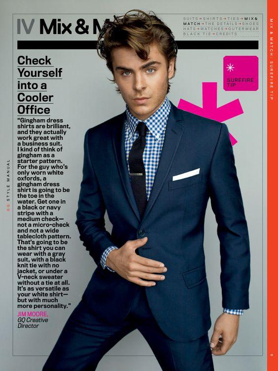 Navy suit. Like shirt with it | Wedding | Pinterest | Dapper men ...