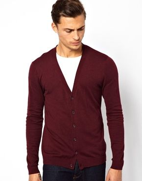 ASOS Cardigan. Just wanted to show you this color of burgundy, it would be a good color on you for the fall/winter.
