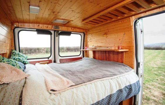 Camper Van Interior Bristol Thelma Quirky Campers