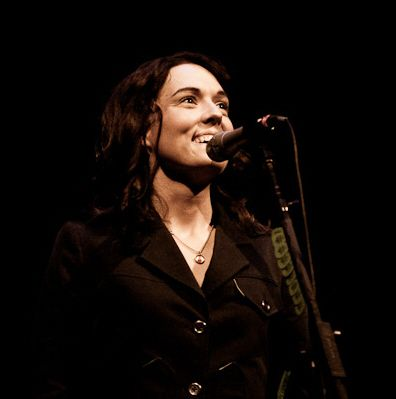 Brandi Carlile. talented. thoughtful. courageous. generous.