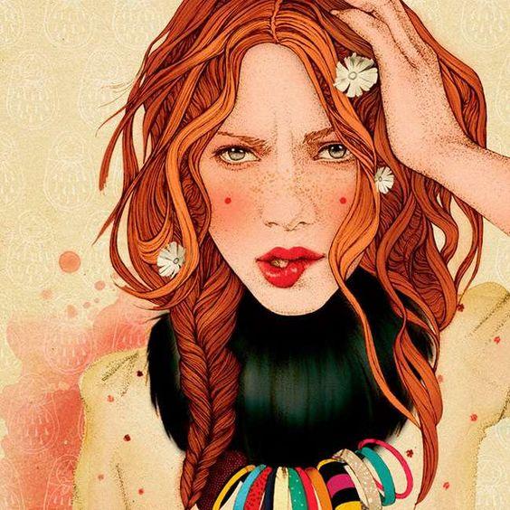 ilustraciones jordi labanda magazine - Buscar con Google