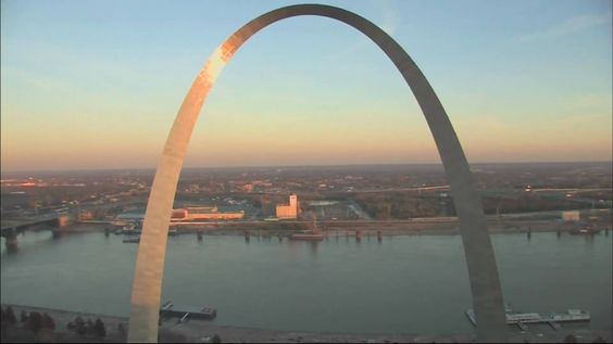 """I would like to share a little bout our St. Louis Gateway Arch. A one-minute visit to """"Gateway Arch Tour"""" at Jefferson National Expansion Memorial in St. Louis, Missouri. https://youtu.be/iuKrsXLLaHU #stlouisarch #stlouis #visitstlouis"""