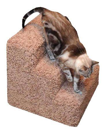 Wooden Pet Steps Ramp