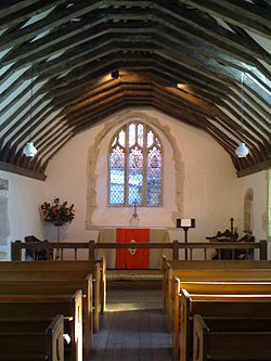 St Swithun-upon-Kingsgate Church - Wikipedia, the free encyclopedia: