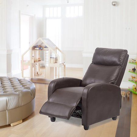 Stupendous Recliner Chair Single Sofa Couch Accent Club Chair For Pdpeps Interior Chair Design Pdpepsorg