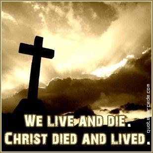 Easter Cross.