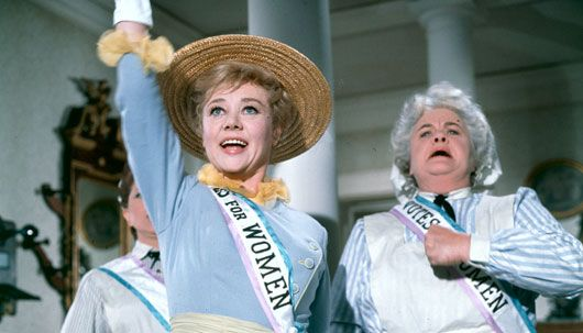 Image result for mary poppins votes for women