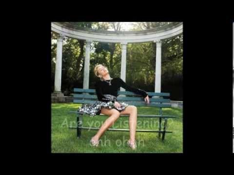 Miley Cyrus-Adore You (Lyrics)