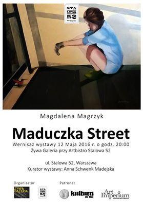 MAduczka street