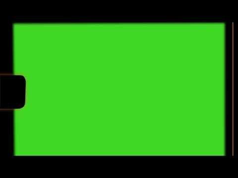 Free Retro Look Green Screen Overlay Youtube Greenscreen Free Green Screen Green Screen Backgrounds