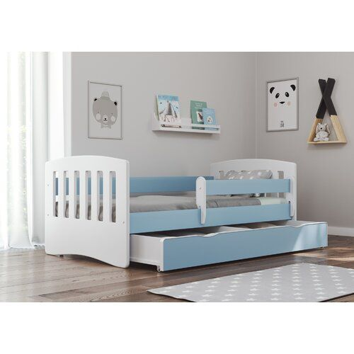 Healy Convertible Toddler Bed With Drawers Isabelle Max Size