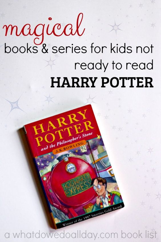 Harry Potter Books Young Readers : The young books for kids and hands on pinterest