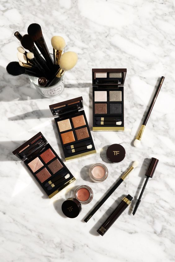 Tom Ford Eye Color Quads Body Heat, Suspicion, Double Indemnity | The Beauty Look Book