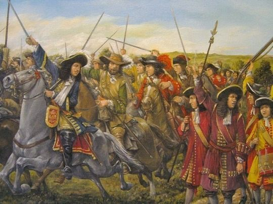 battle of the boyne wargame