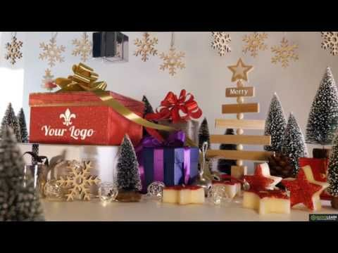 Happy Holidays By Steve314 | After Effects Template