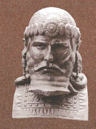 Essarhaddon, king of Assyria 680–669 bc, a descendant of Sargon II. Esarhaddon is best known for his conquest of Egypt in 671. Although he was a younger son, Esarhaddon had already been proclaimed successor to the throne by his father, Sennacherib, who had appointed him governor of Babylon some time after Sennacherib sacked that city in 689. Sennacherib was murdered (681) by one or more of Esarhaddon's brothers, apparently in an attempt to seize the throne. Marching quickly from the west, Esarha