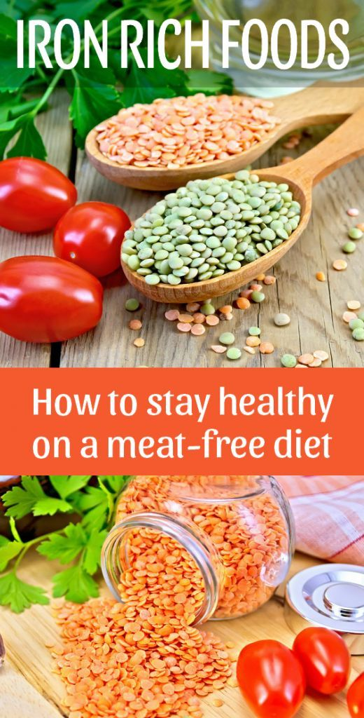How To Get Enough Iron On A Vegan Diet