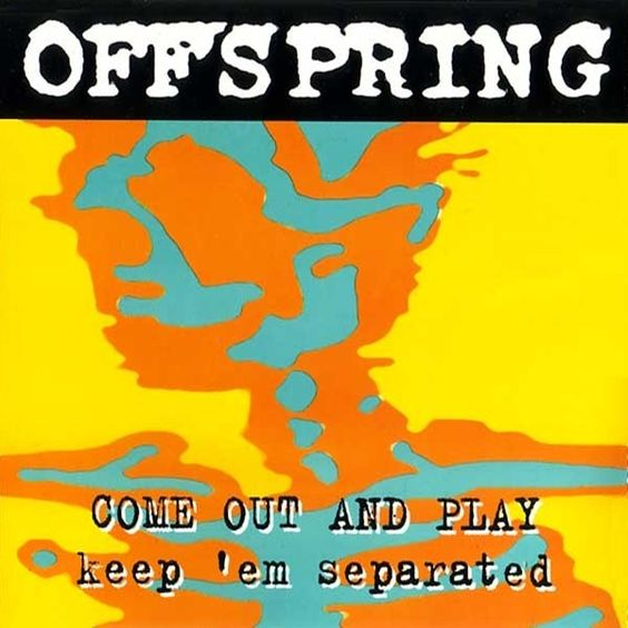 The Offspring – Come Out and Play (single cover art)