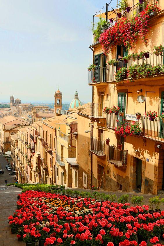 Caltagirone, Sicily