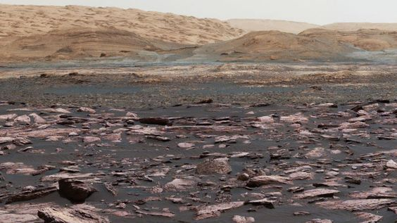 ❝ Curiosity ha descubierto algo en Marte que revela nuevas pistas acerca de la vida en el planeta rojo ❞ ↪ Vía: proZesa