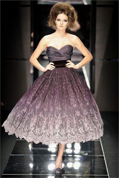 Sfilate Elie Saab - Collezione Alta Moda Autunno/Inverno 2008/2009 - Collezione - Vanity Fair